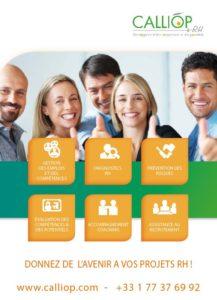 développement des compétences Calliop e-RH